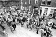 17817-0002 Sint Marten. Feestelijk oplevering van de eerste nieuwbouw, 15-05-1984