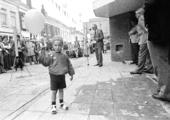 17817-0003 Sint Marten. Feestelijk oplevering van de eerste nieuwbouw, 15-05-1984