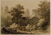 1342 De Oorsprong te Oosterbeek, ca. 1840-1850
