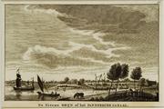 1743 De nieuwe Rhijn of het Pandersche Canaal., 1710-1800