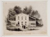 2151 Paviljoen op de Oorsprong te Oosterbeek, ca. 1830-1860