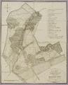 2198 Kaart van een gedeelte van het landgoed Biljoen genaamd Beekhuizen, 1821-1843