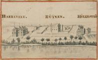 3011 Harrevelt, Rúÿven, Húlkestein, ca. 1740