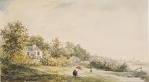3057 Landgoed Hulkestein te Arnhem, ca. 1800-1900