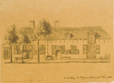 3216 De herberg de Keyserskroon op 't Loo, 1726, 1842-1897