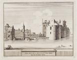 3541 Het Huis te Kuilenburg op de rechter syde, 1711