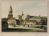 4000 De Sabelspoort te Arnhem, 1862