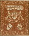 4055 Titelblad, 1906