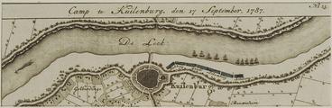 654 Camp te Kuilenburg den 17 September, 1787, 1790