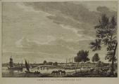 994 Gezicht van 't Pandersche gat, 1784