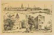1505-II-11arood-0014 Zutphen - Kerk te Voorst - Nijenbeek, 1884