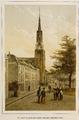 1505-III-46rood-0005 De Sint-Eusebiustoren aan het Nieuweplein, 1880