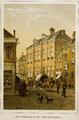 1505-III-46rood-0010 Het gymnasium bij het Land-van de-Markt, 1880