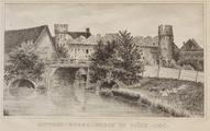 1505-S267-1897-0001 Zutphen- Berkelbogen en ruïne- 1890, 1897