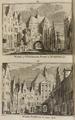 1505-XII-4Q-0001 Wimel of Windmolen Poort te Nymegen, 1732 - Wimel Poort van de ander zijde, 1773