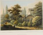19 De uitspanning op het landgoed de Oorsprong te Oosterbeek, 1850-1854