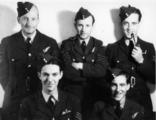 1830 LUCHTGEVECHTEN, 1943