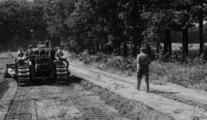 1851 Airbornekerkhof, augustus 1945