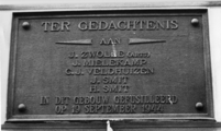 2410 GEDENKTEKENS, 1945-1950