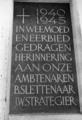 2416 GEDENKTEKENS, 1945-1950