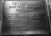 2417 GEDENKTEKENS, 1945-1950