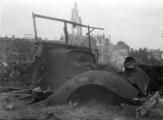 3092 VERWOESTINGEN, 1945