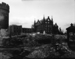 3132 VERWOESTINGEN, 1945