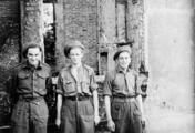 3308 VERWOESTINGEN, 1945