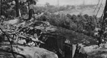 3945 VERWOESTINGEN, 1945