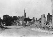 4075 VERWOESTINGEN, juli 1945