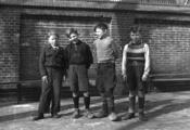 4478 FOTOCOLLECTIES - BOOYS SR, P.J. DE, maart 1946