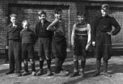 4479 FOTOCOLLECTIES - BOOYS SR, P.J. DE, maart 1946
