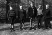 4480 FOTOCOLLECTIES - BOOYS SR, P.J. DE, maart 1946