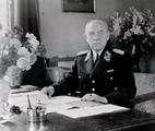 5461 POLITIE, 1940-1944