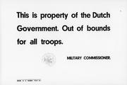 5588 TWEEDE WERELDOORLOG, 1944-1945