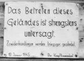 6294 TWEEDE WERELDOORLOG, 1945