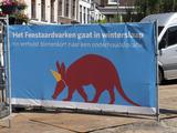4218 Het Feestaardvarken in Bartok Park, 10-06-2021