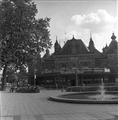 207 Musis Sacrum en de Rotonde, ca. 1960