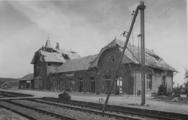 110 Station - Laag Oosterbeek, augustus 1945