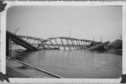 123 Verkeersbrug Arnhem, mei 1940