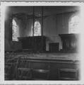 133 Interieur hervormde kerk te Heelsum, 1945