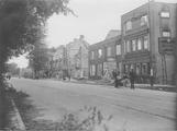 27 Utrechtseweg 132 (rechts) - lager, Oosterbeek, 1945