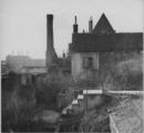 316 Binnenplaats woning te Renkum, 18 januari 1949