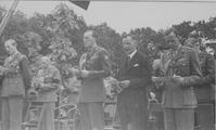 340 Airborne Begraafplaats, 1947, 17 september 1947
