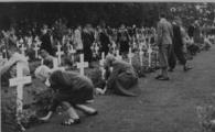 349 Airbornebegraafplaats 1949, 17 september 1949