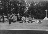 360 Airbornebegraafplaats , 1948-1950