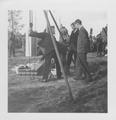 404 Airborne Monument Oosterbeek, 25 september 1945