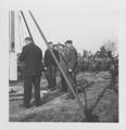 406 Airborne Monument Oosterbeek, 25 september 1945