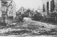 79 Fangmanweg hoek Weverstraat, 1945