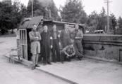 701 Cordon F, 1945